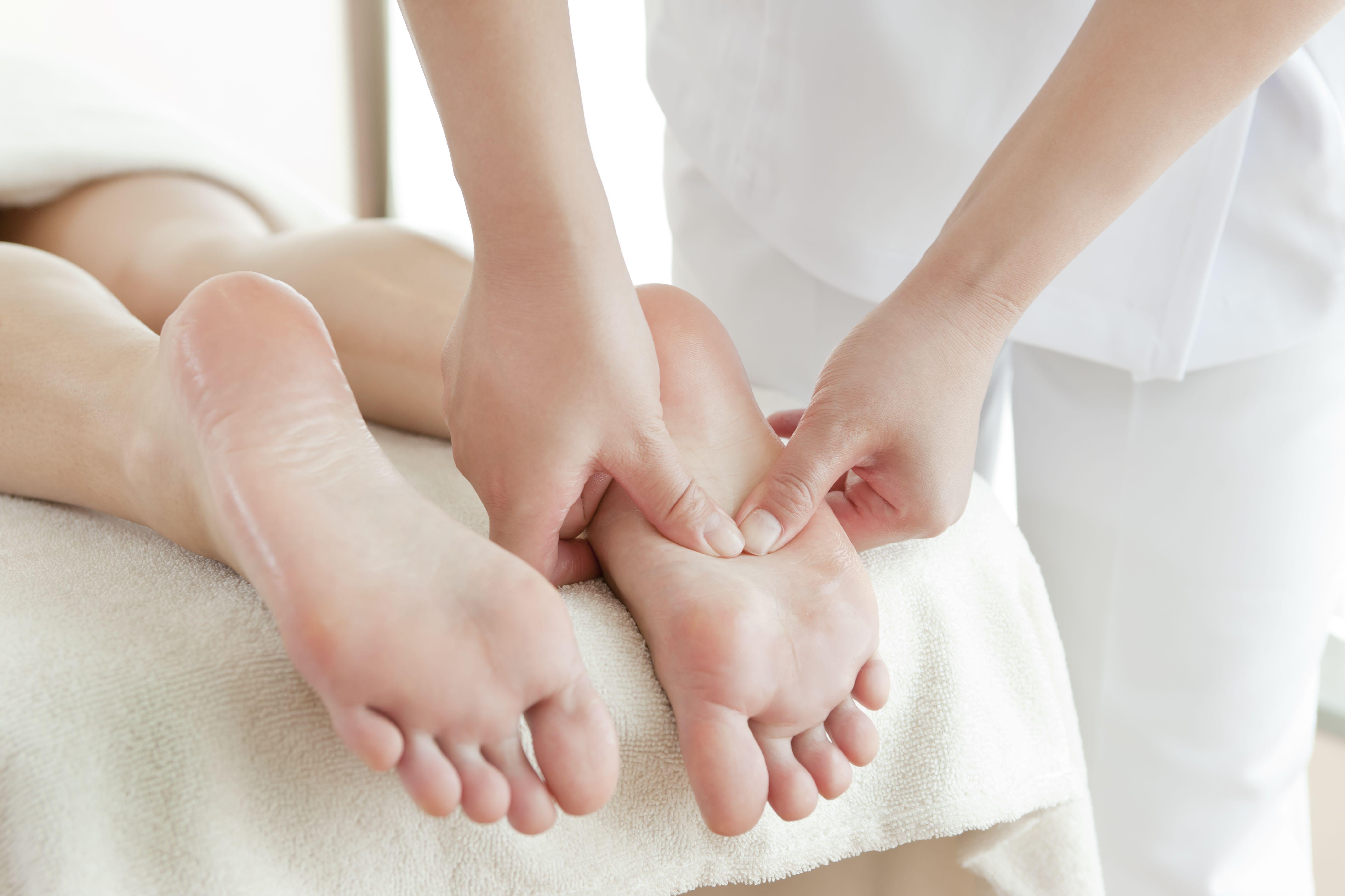 Fisioterapia del pie