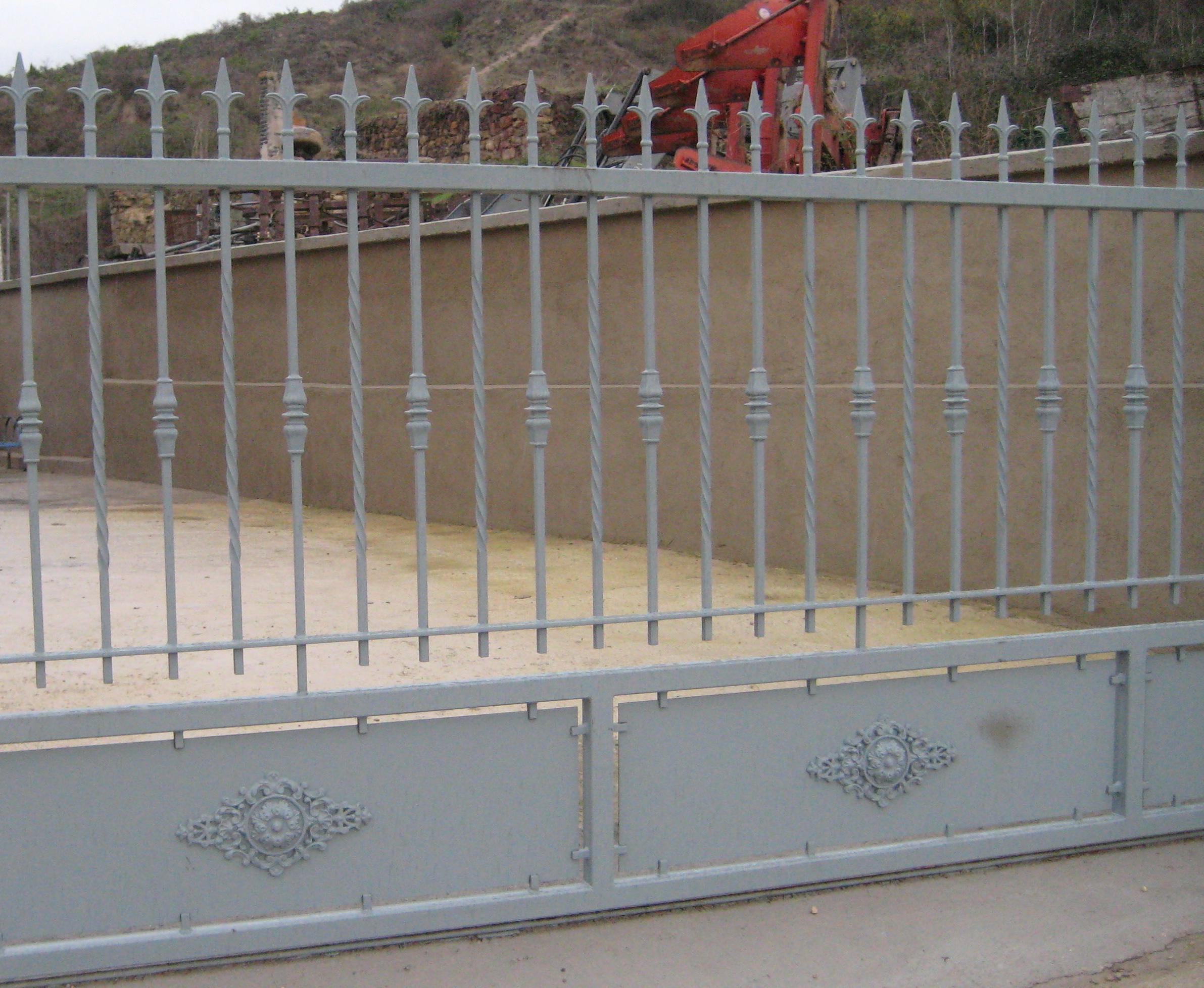 Foto 16 de Carpintería metálica y herrería en Vitoria-Gasteiz | Talleres Sabarte