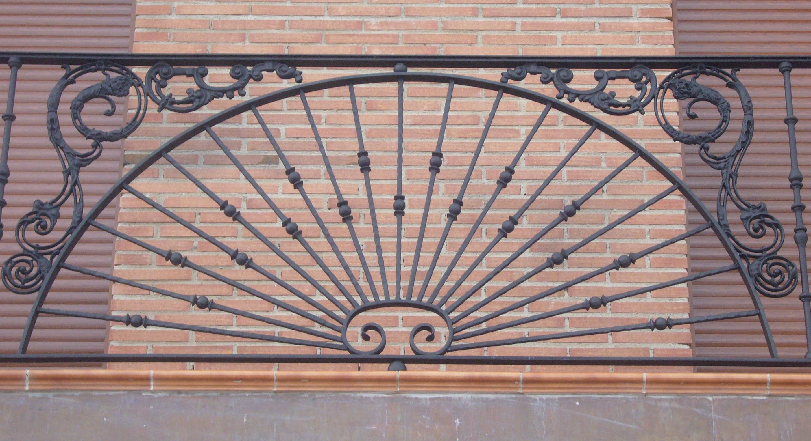 Foto 13 de Carpintería metálica y herrería en Vitoria-Gasteiz | Talleres Sabarte