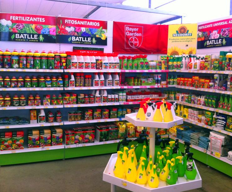 Fertilizantes y fitosanitarios de las mejores marcas en Tenerife. También en línea ecológica