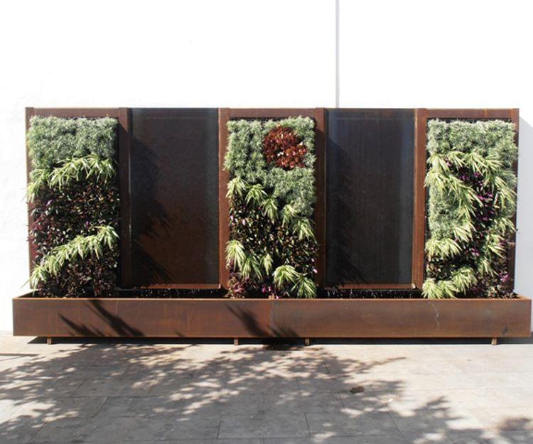 Jardines verticales en Tenerife