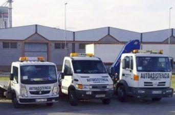 Asistencia a toda clase de vehículos: Servicios de AUTOASISTENCIA CESAR S.L.