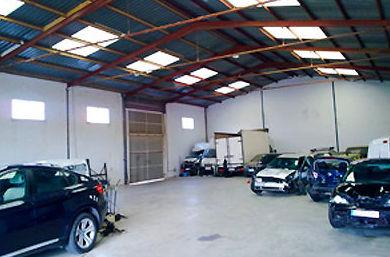 Servicio de custodia de vehículos en Valencia