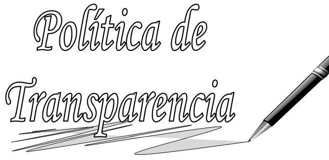 POLITICA DE TRANSPARENCIA