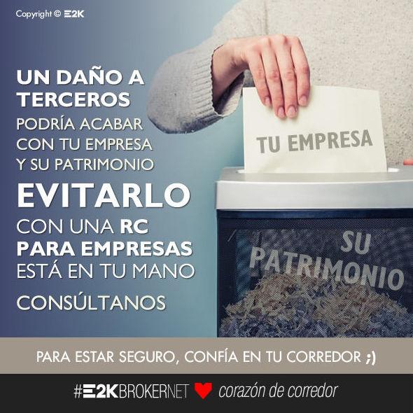 PROTEGE EL PATRIMONIO DE TU EMPRESA