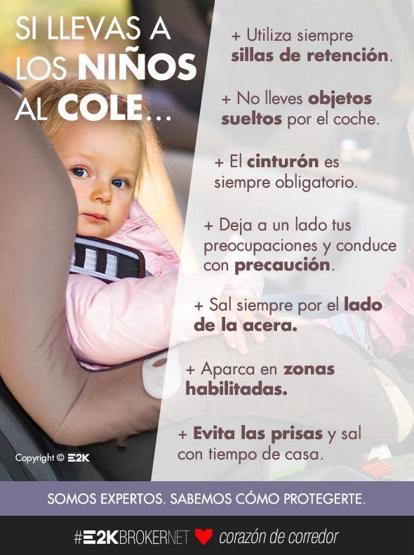 CONSEJOS NIÑOS COLE
