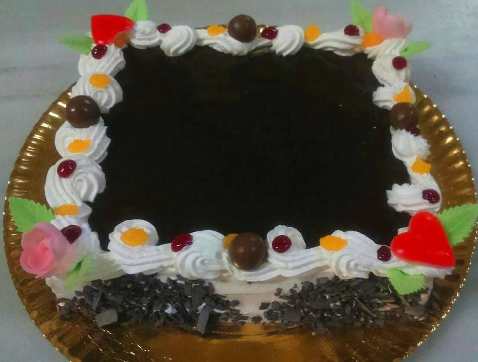 Nuestra deliciosa tarta de crema de cocholate