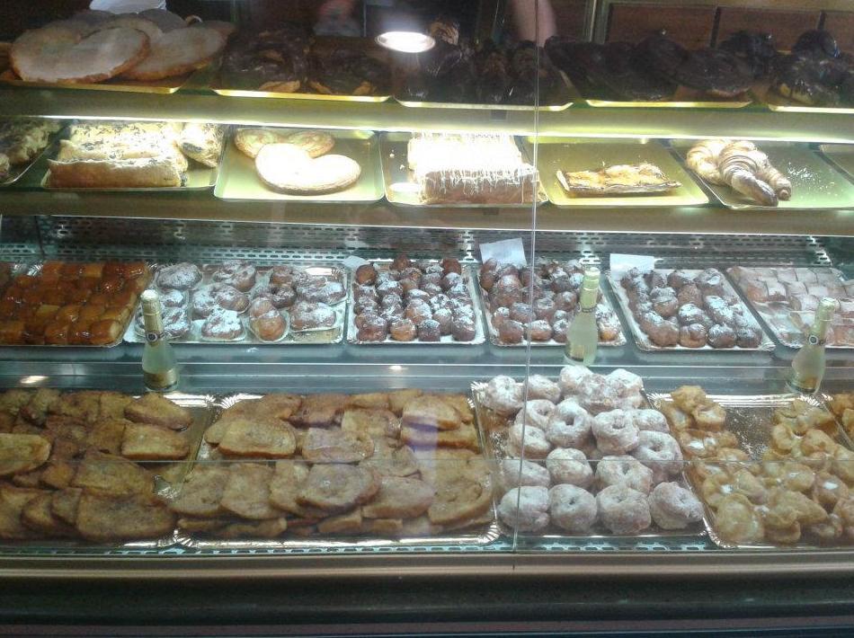 Pastas - Soufflés - Bollería