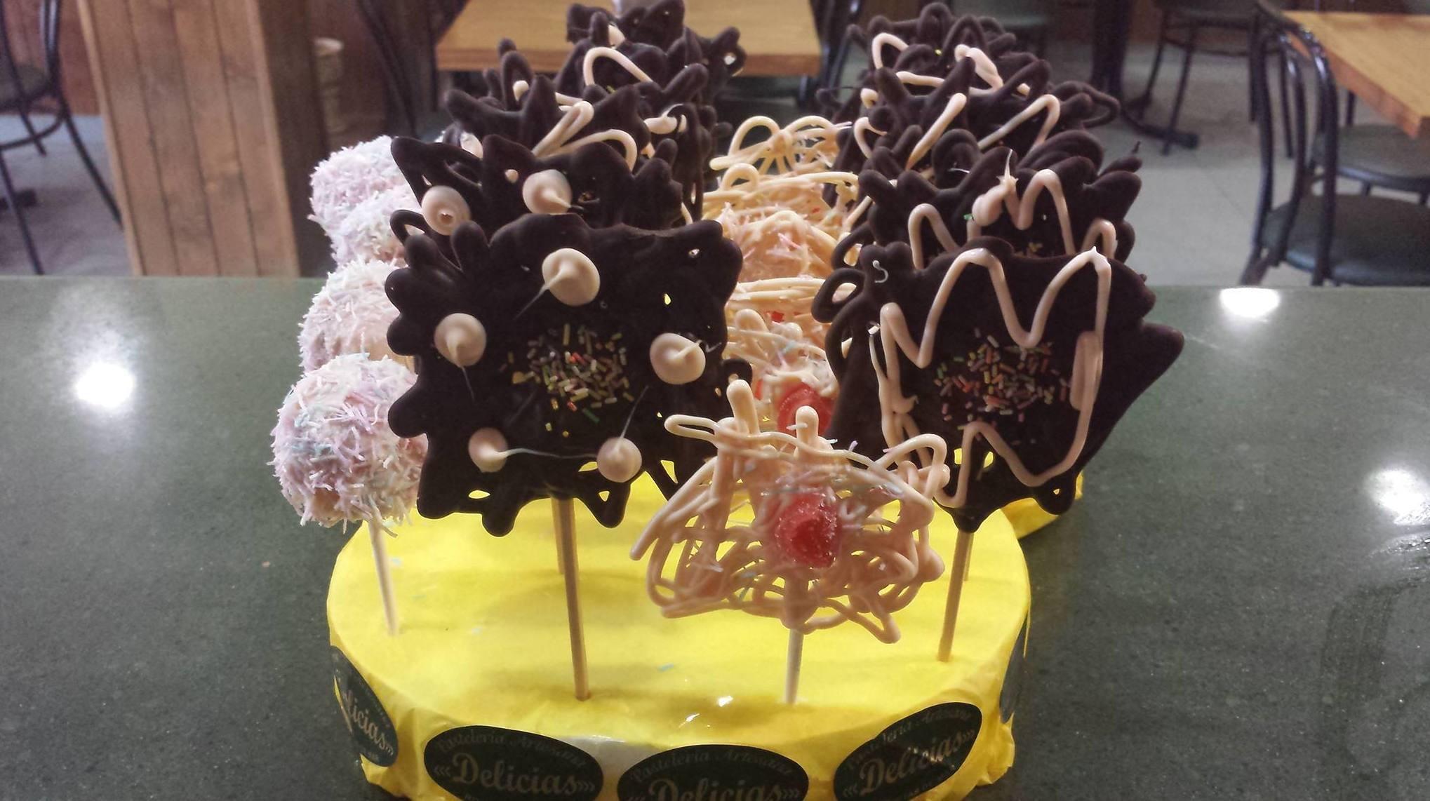Galletas decoradas: Productos de Pastelería Delicias
