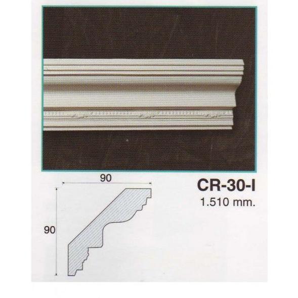 Cornisa CR 30-I: Catálogo de Galuso