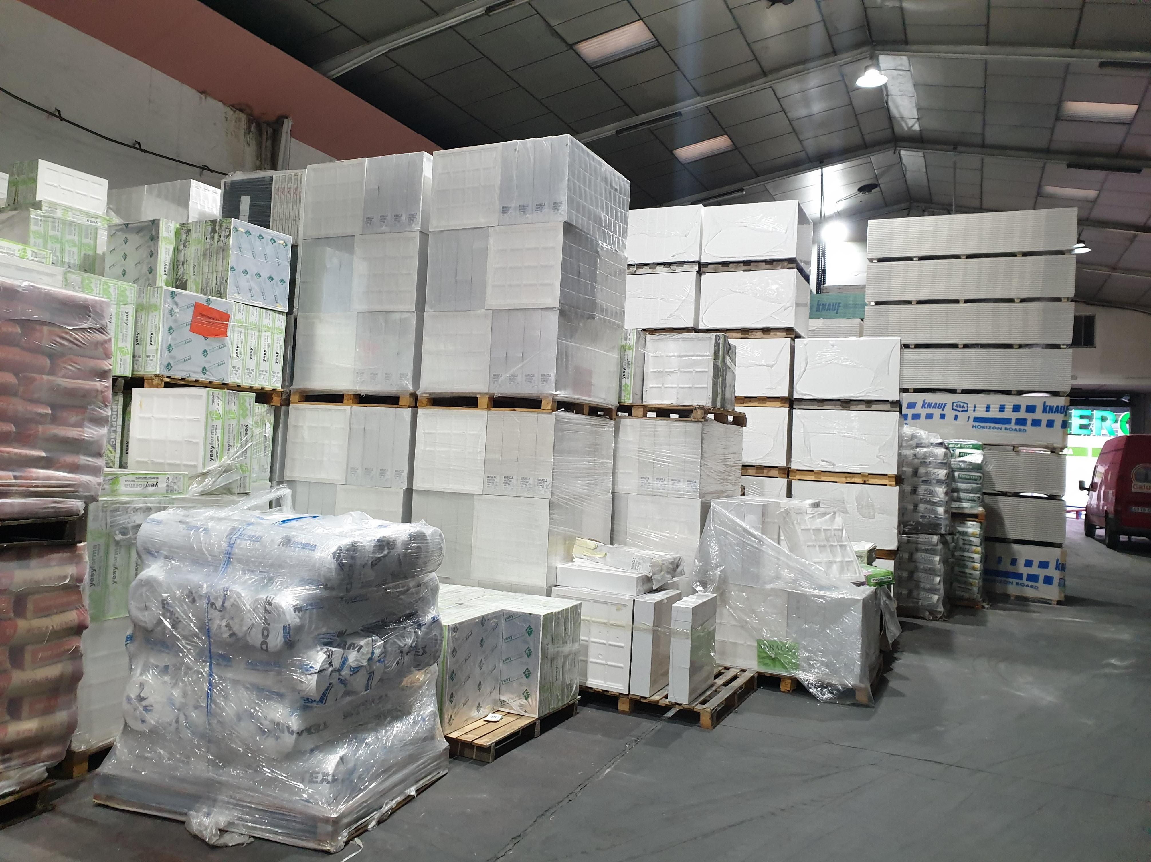 Foto 6 de Materiales de construcción en Orense | Galuso