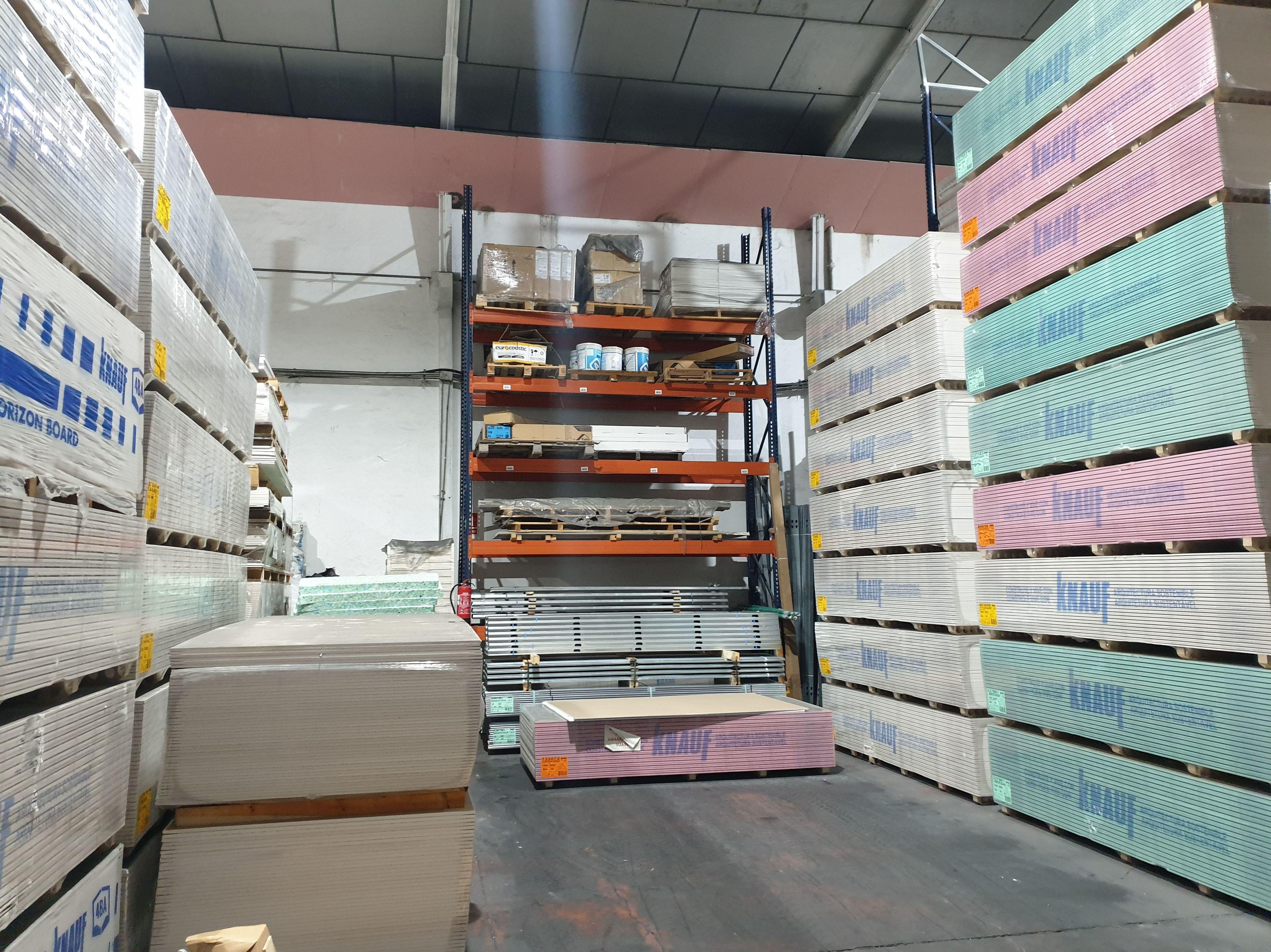 Foto 3 de Materiales de construcción en Orense | Galuso