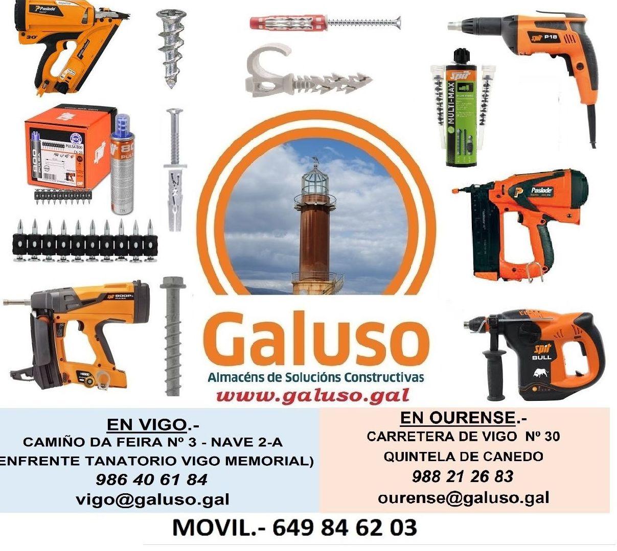 SPIT 2020-1: Catálogo de Galuso