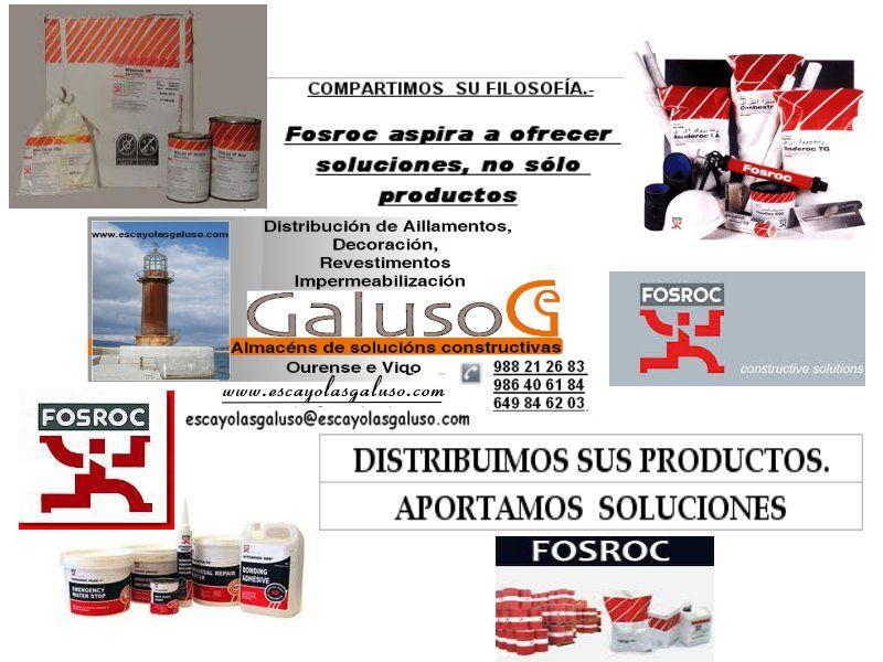 Foto 7 de Materiales de construcción en Orense |  Galuso