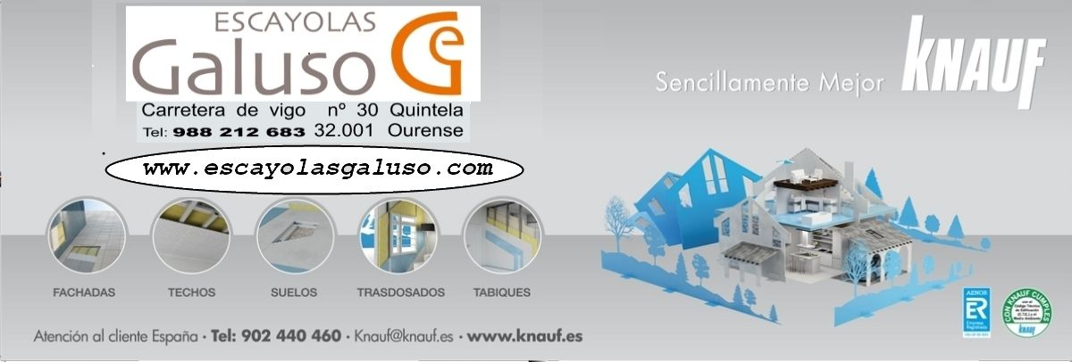 Foto 17 de Materiales de construcción en Orense | Galuso