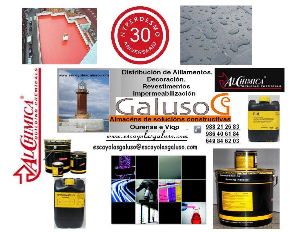 Foto 10 de Materiales de construcción en Orense | Galuso