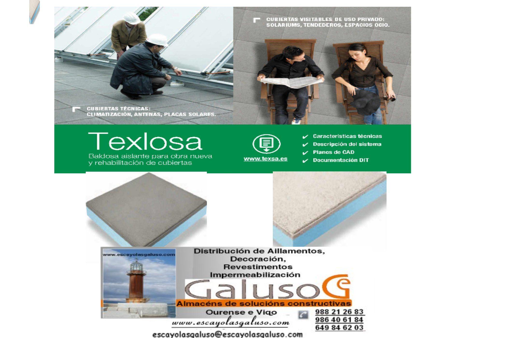 Foto 20 de Materiales de construcción en Orense | Galuso