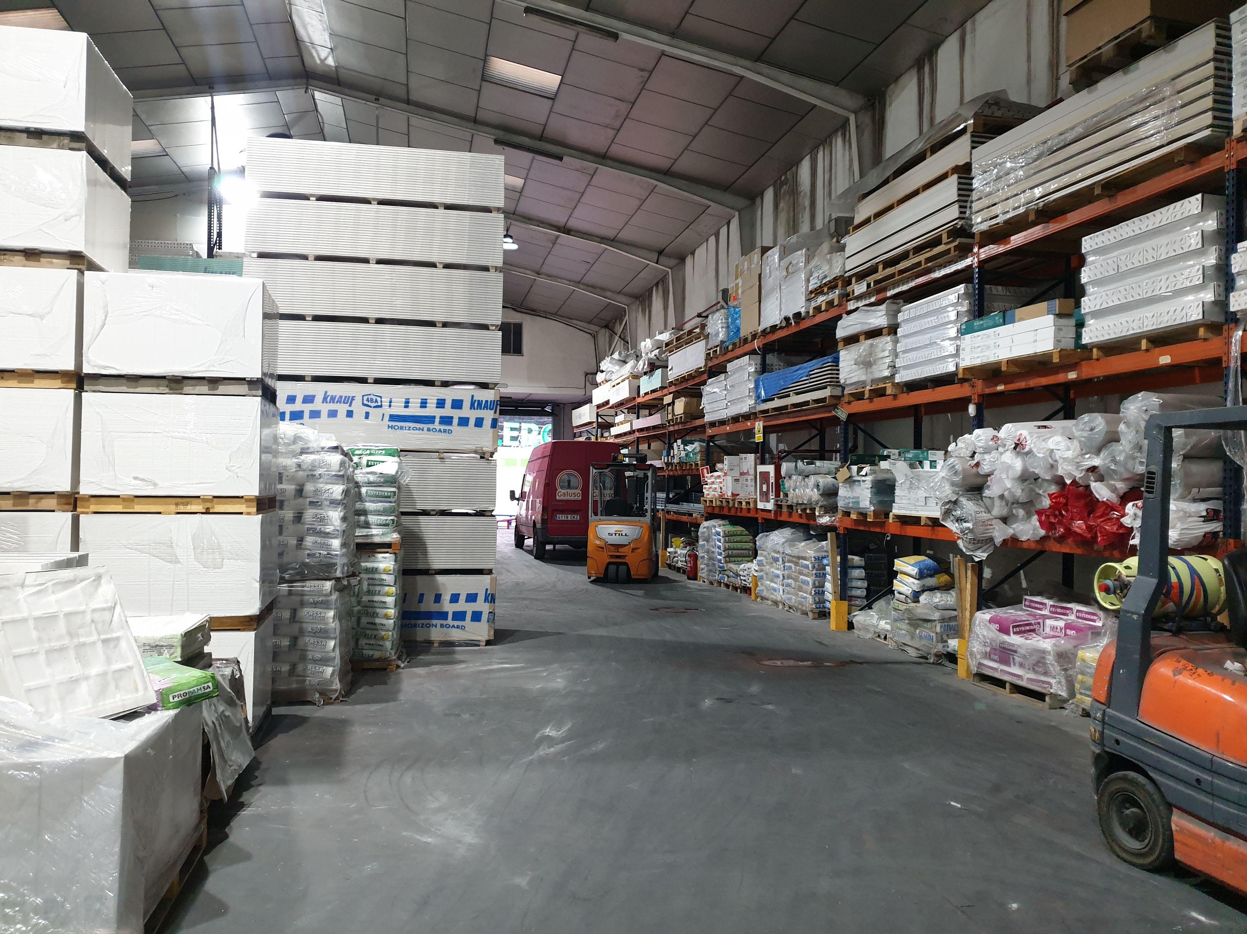 Foto 5 de Materiales de construcción en Orense | Galuso