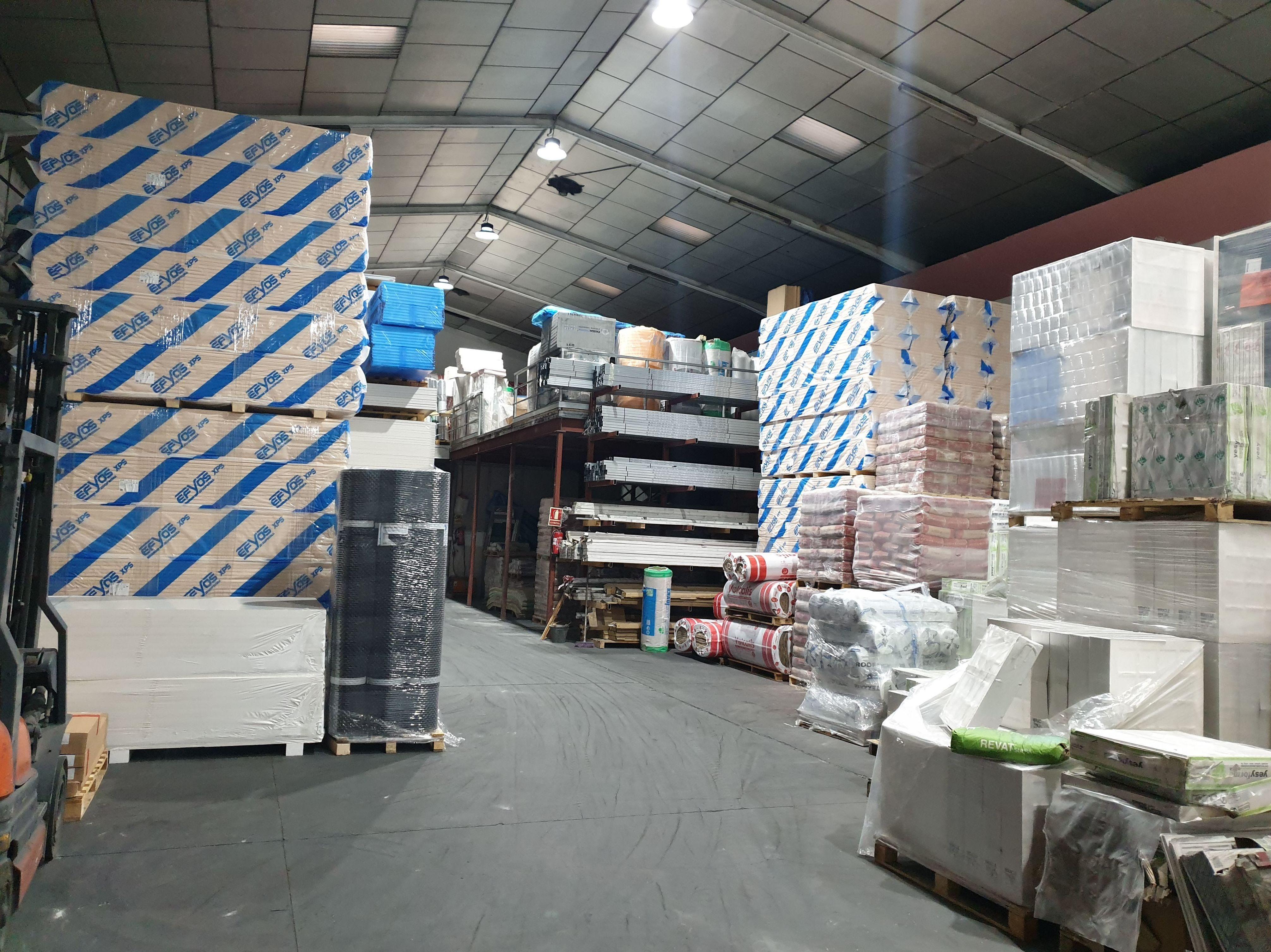 Foto 4 de Materiales de construcción en Orense | Galuso