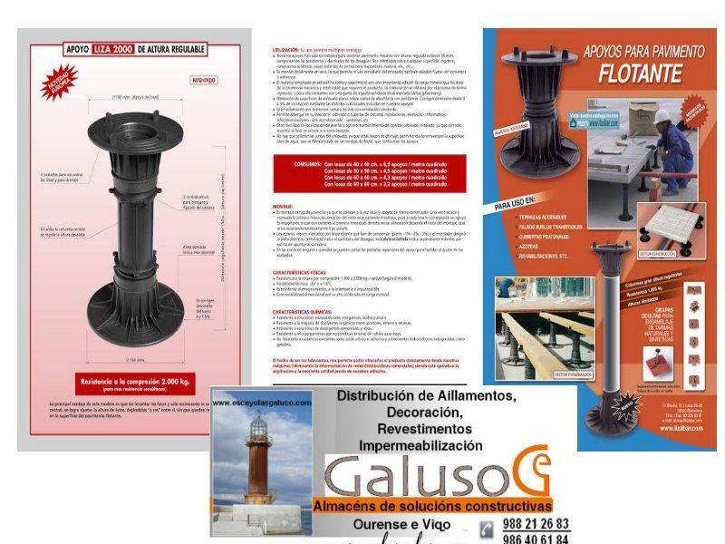 Foto 15 de Materiales de construcción en Orense | Galuso