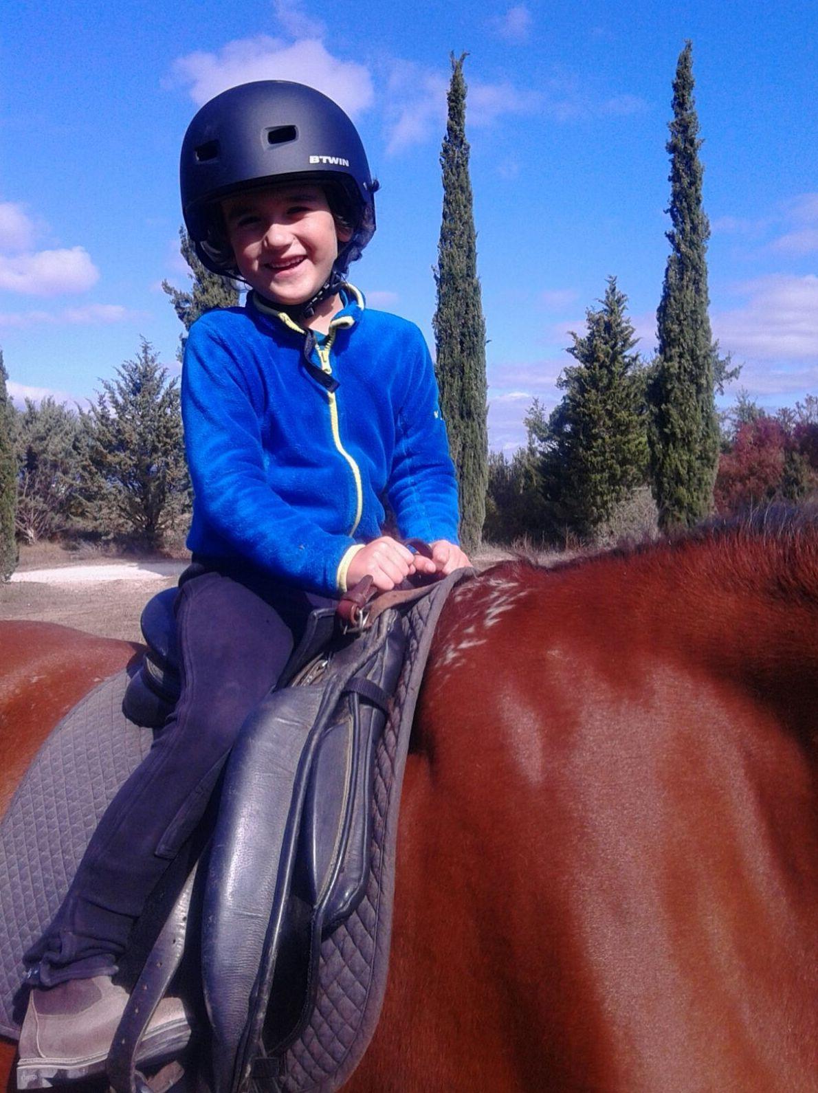 Foto 7 de Centro de equitación y equinoterapia en Labiano | Centro de Equitación y Equinoterapia Biki Blasco