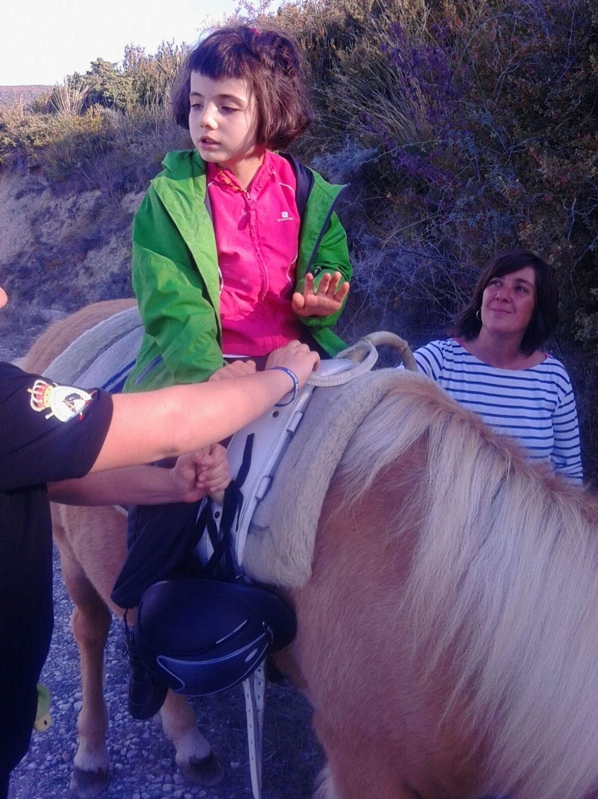 Foto 2 de Centro de equitación y equinoterapia en Labiano | Centro de Equitación y Equinoterapia Biki Blasco