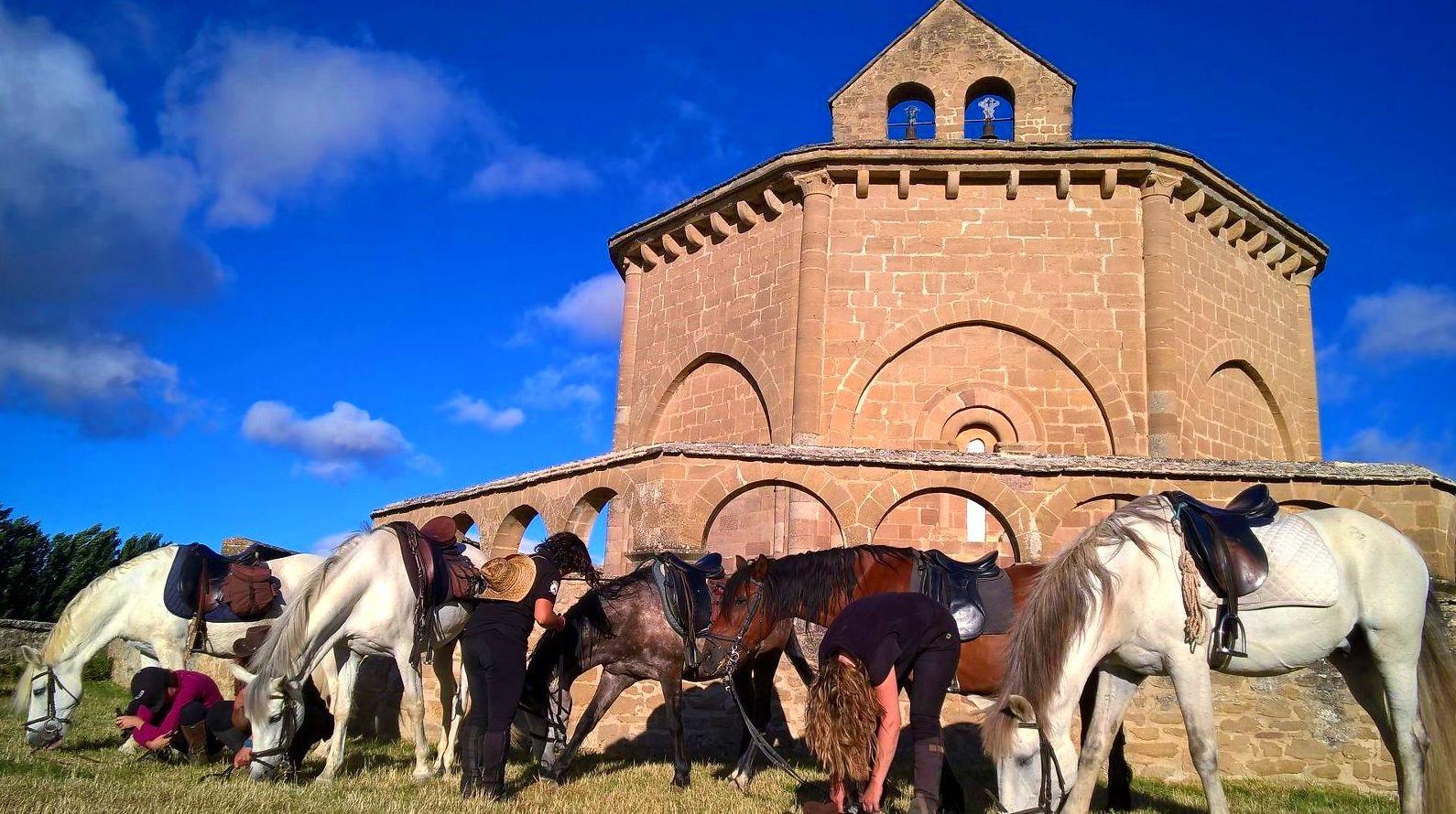 Foto 19 de Centro de equitación y equinoterapia en Labiano | Centro de Equitación y Equinoterapia Biki Blasco