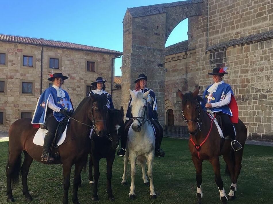Foto 5 de Centro de equitación y equinoterapia en Labiano | Centro de Equitación y Equinoterapia Biki Blasco