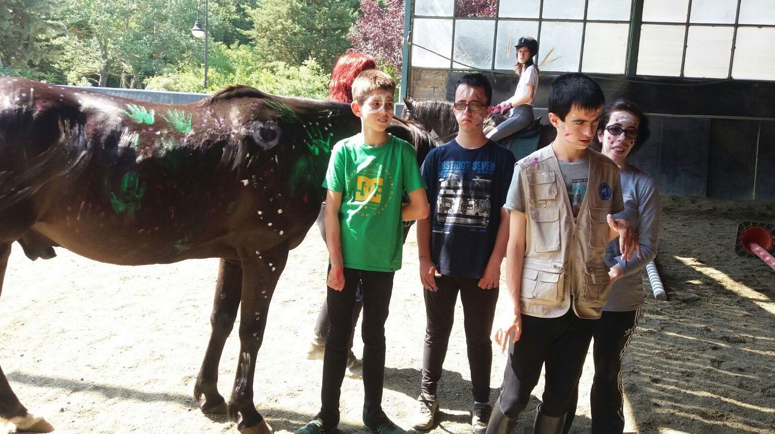 Foto 10 de Centro de equitación y equinoterapia en Labiano | Centro de Equitación y Equinoterapia Biki Blasco