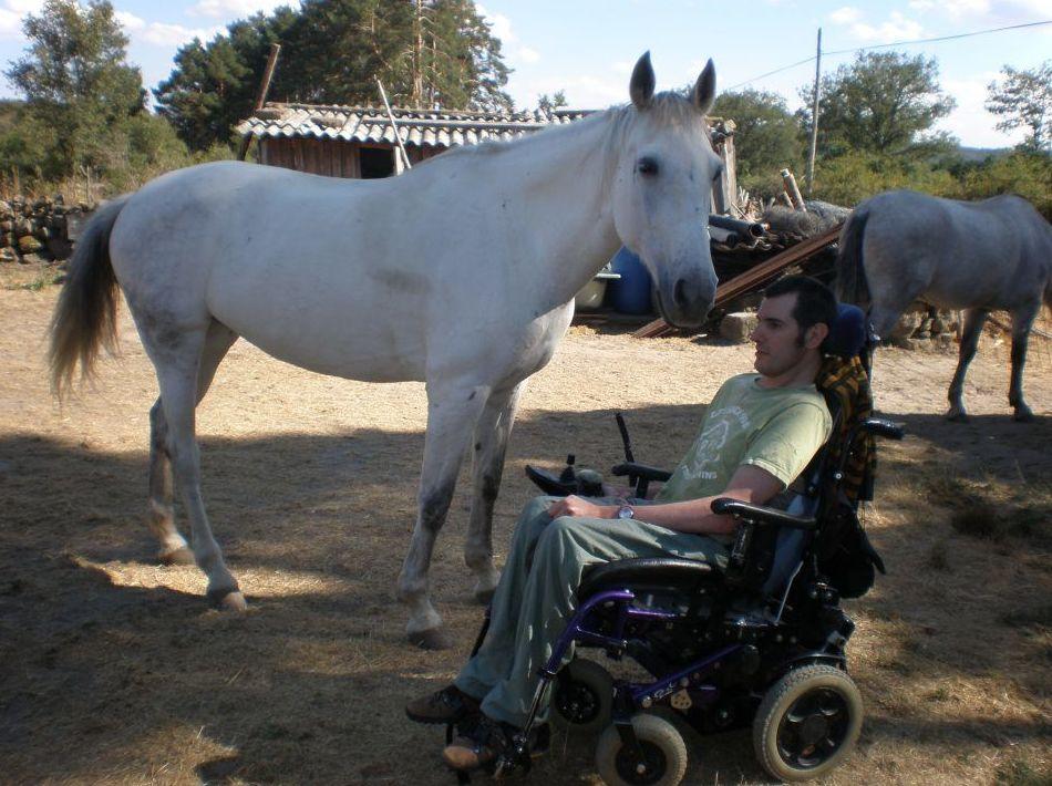 La equinoterapia: Servicios de Centro de Equitación y Equinoterapia Biki Blasco