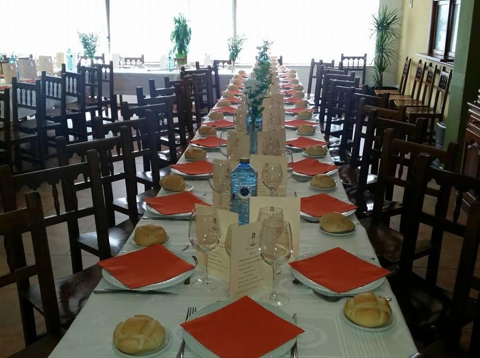 Restaurante eventos Palencia