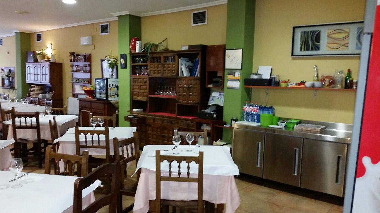 Restaurante Casado, desayunos, almuezos, menú diario casero en Palencia