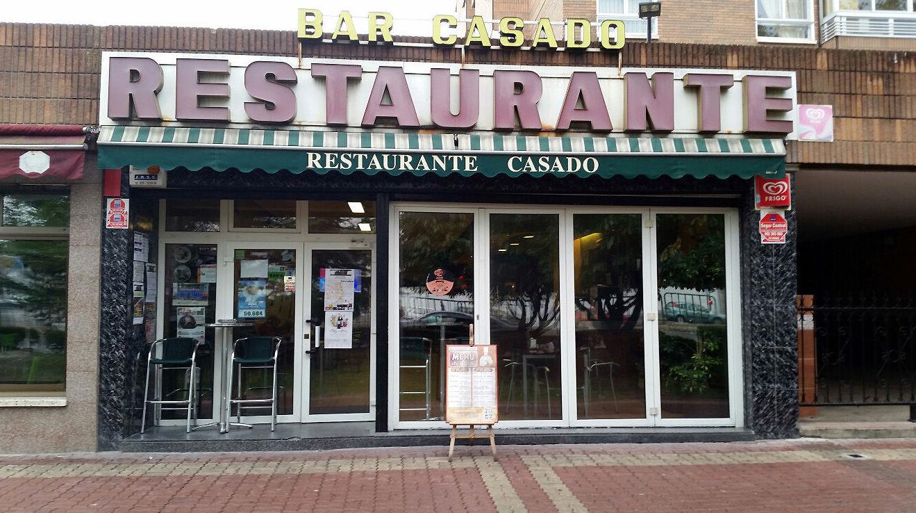 Bar-Restaurante Casado, salón para la celebración de eventos familiares en Palencia