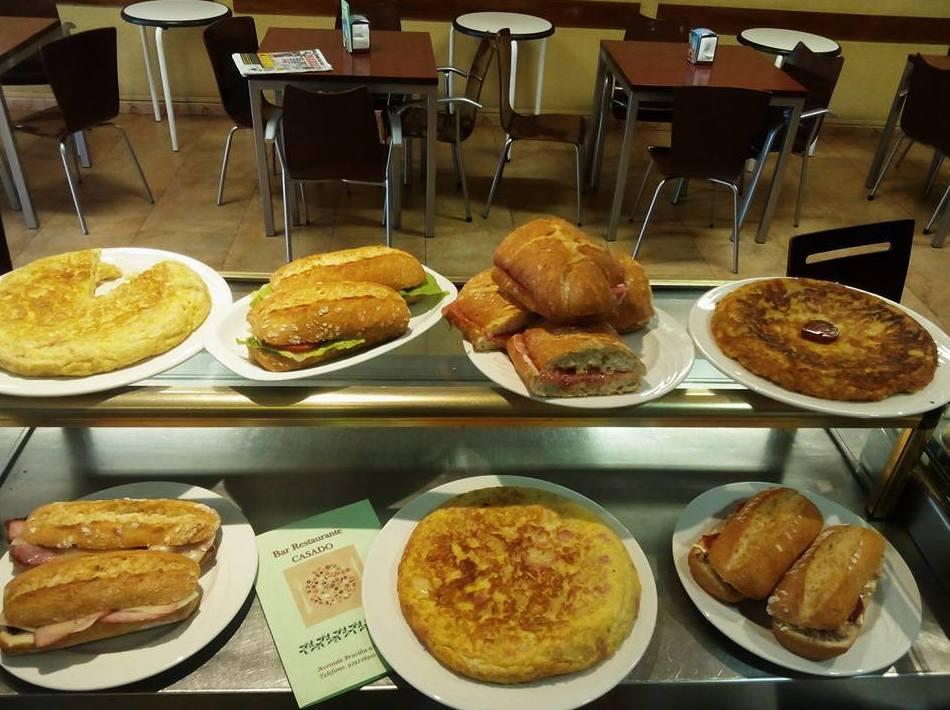 Almuerzos en Palencia