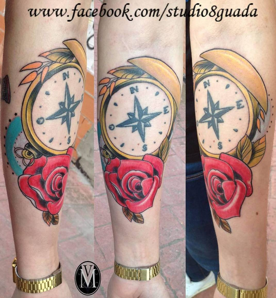 Tatuajes en color