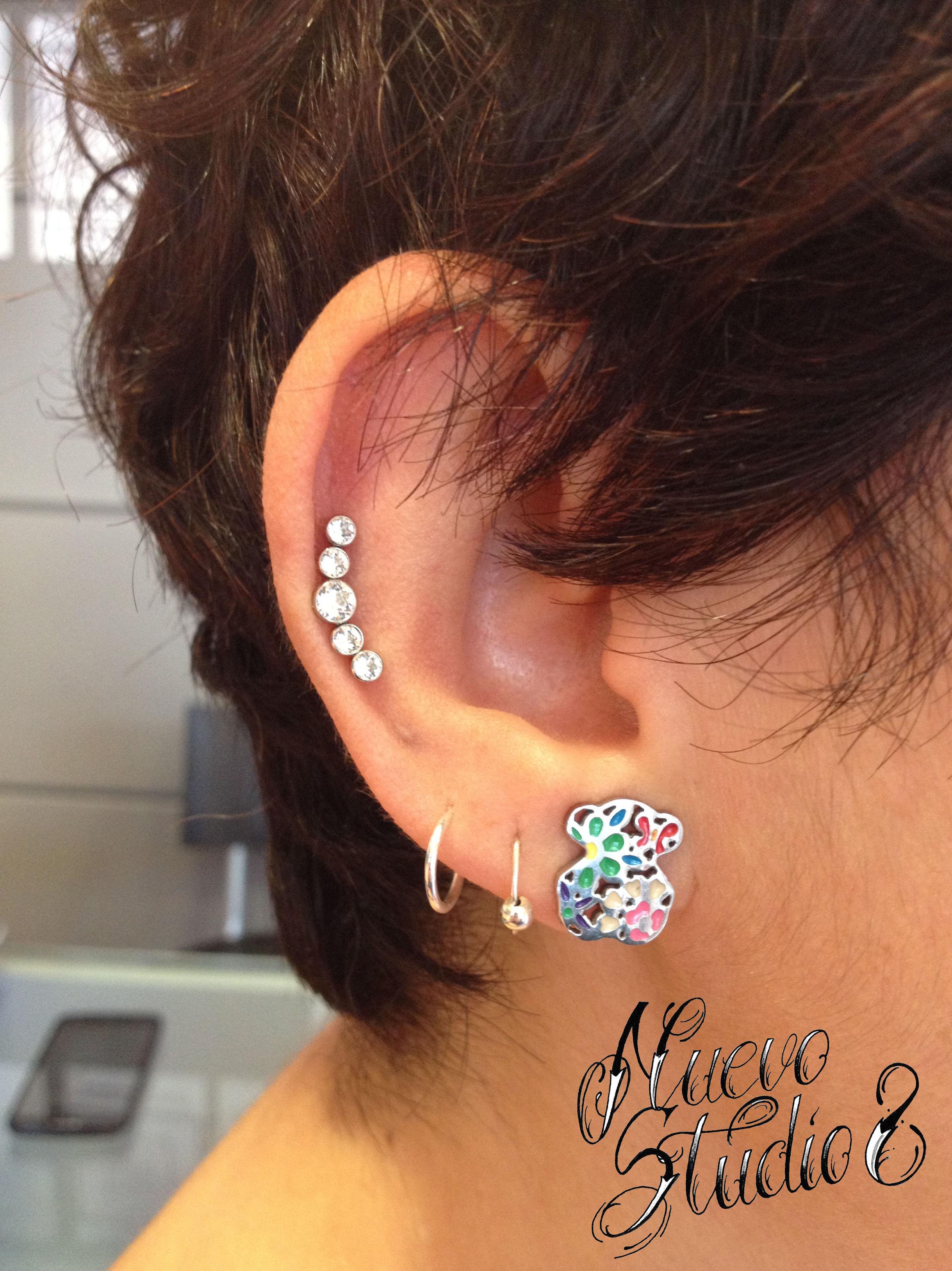 Foto 22 de Estudio profesional de tatuajes y body piercing situado en Guadalajara en Guadalajara | Studio Ocho