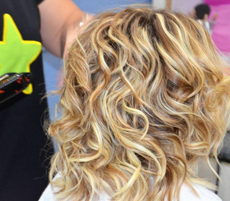 Rizado de cabello en Zaragoza
