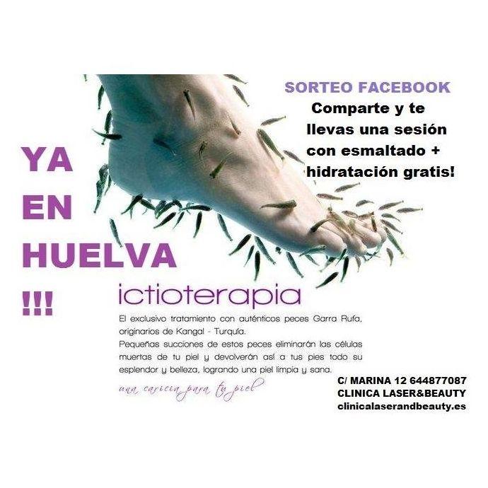 ¿En qué consiste la ictioterapia?