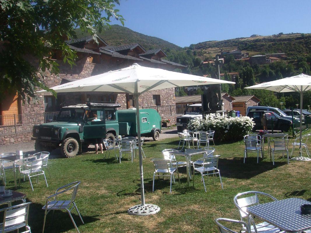 Bungalows y apartamentos rurales en el Pirineo Aragonés