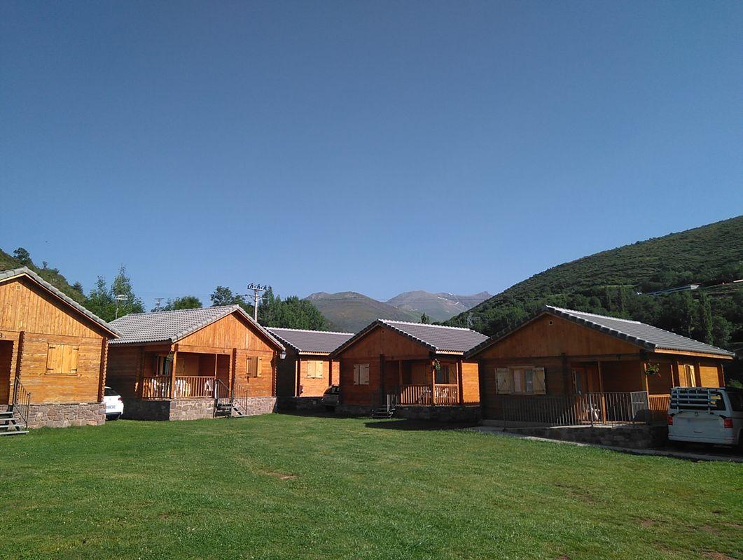 Bungalows en el Pirineo Aragonés