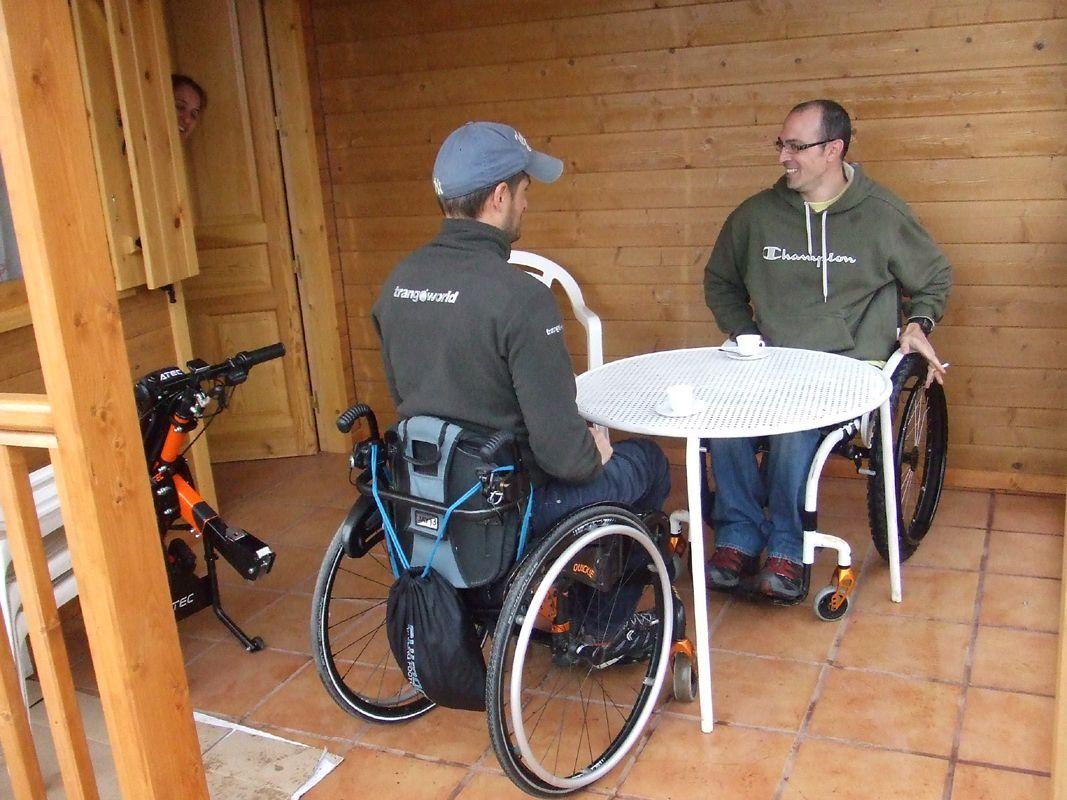Apartamento rural adaptado en el Pirineo Aragonés