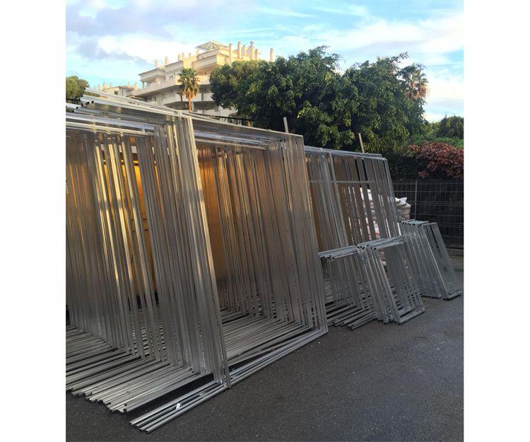 Empresa de carpintería de aluminio en Málaga