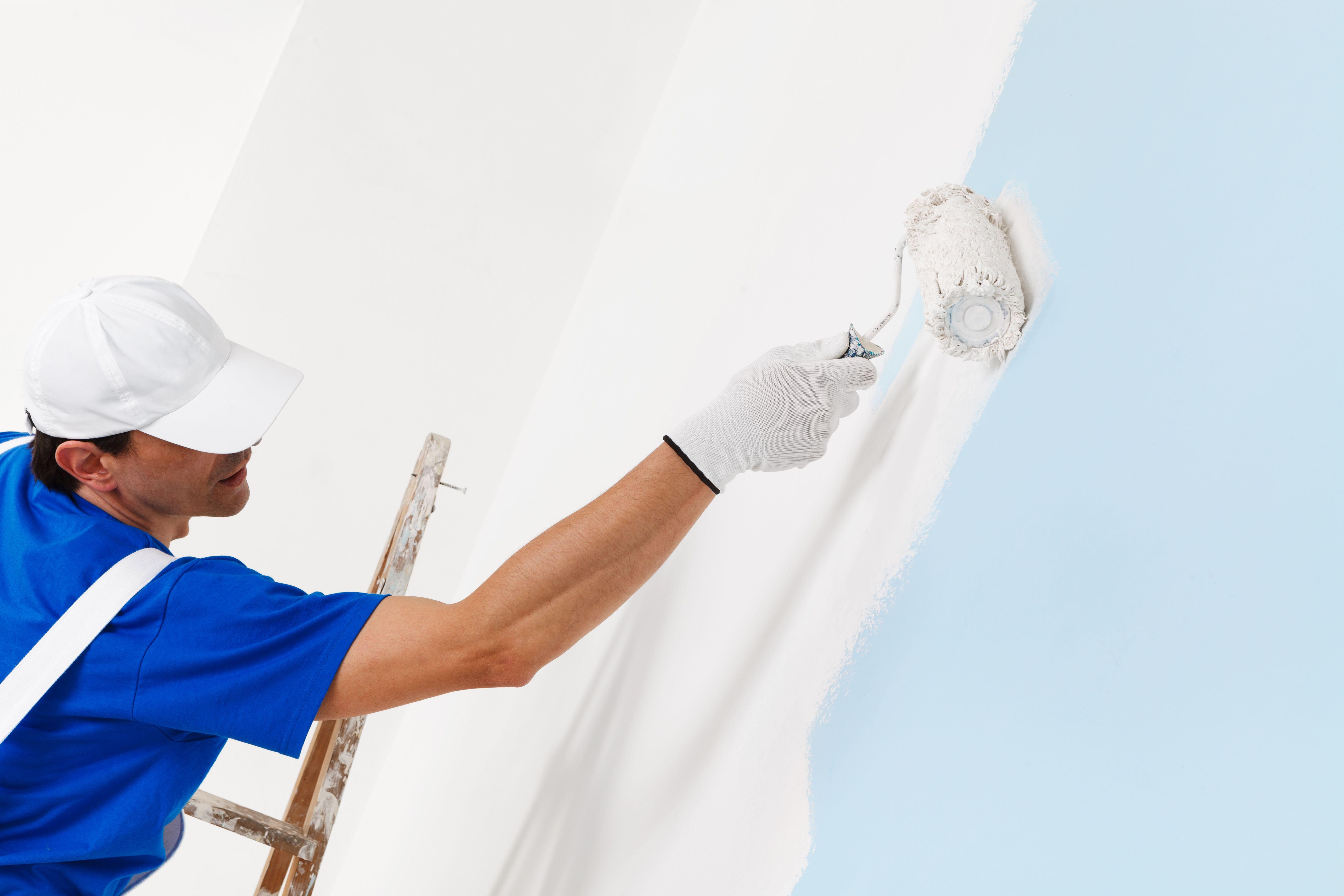 Realizamos trabajos de pintura