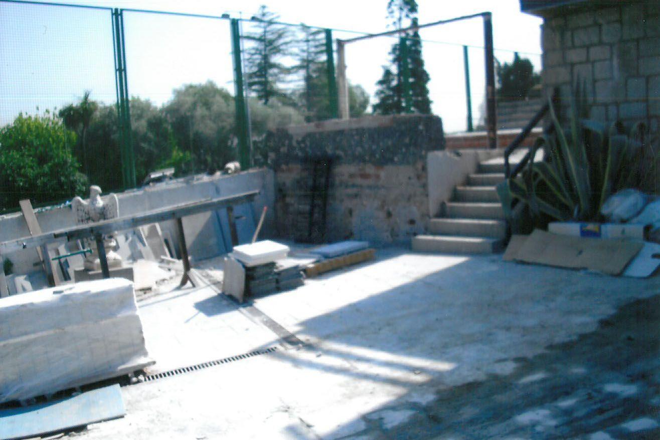 Trabajos de albañilería en Getafe