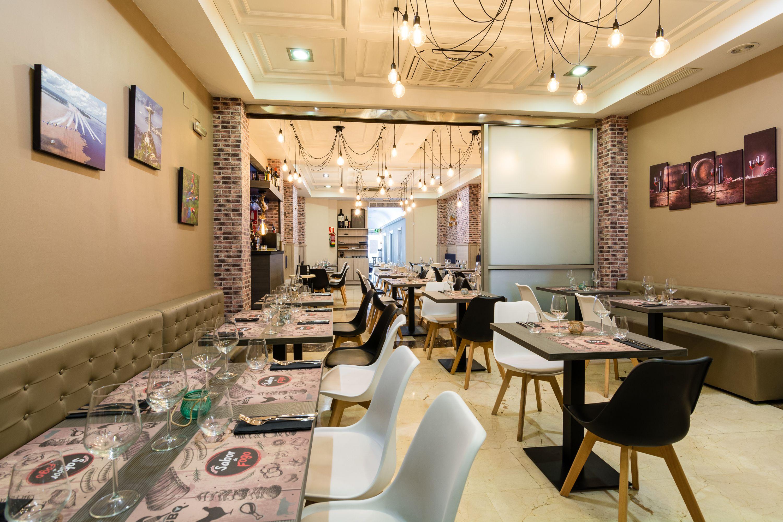 Sabor Do Fogo, restaurante especializado en comida brasileña