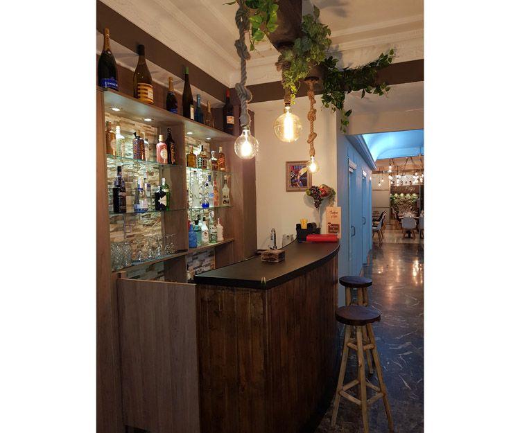Bar y restaurante brasileño en el centro de Valencia