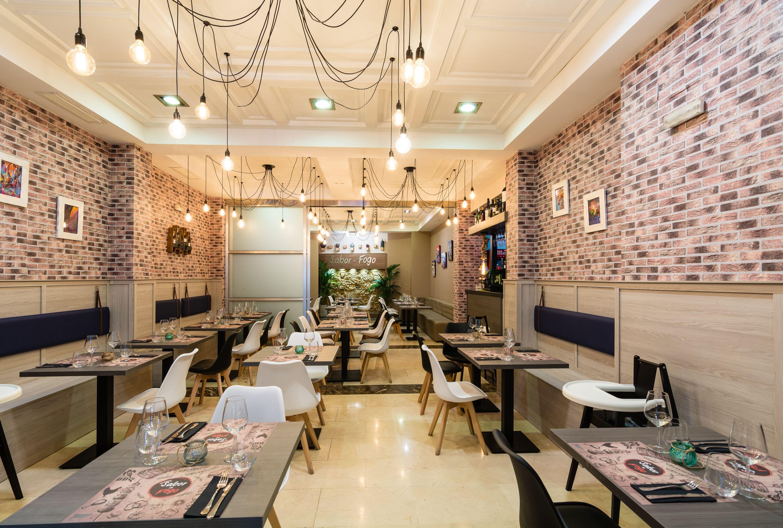 Restaurante en Valencia, Sabor do Fogo