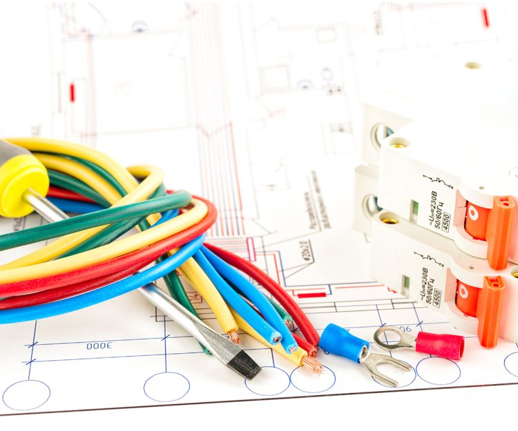 Instalaciones y montajes eléctricos industriales en Madrid