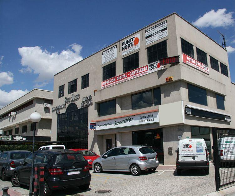Empresa de impresión digital en Alcobendas