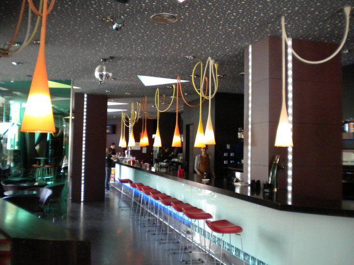 Restaurante y bar de copas en Murcia
